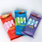 sugar-free snack bars from BTR Bars